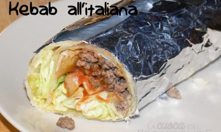 Kebab all'italiana