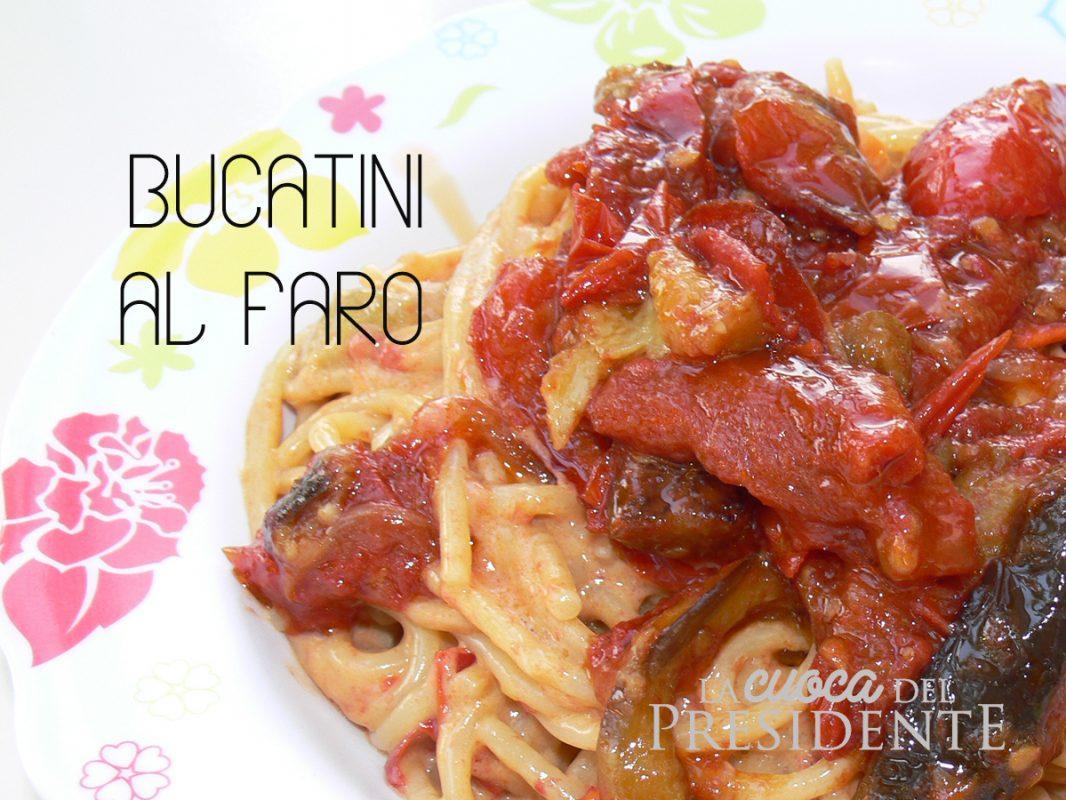 """Bucatini """"al Faro"""""""