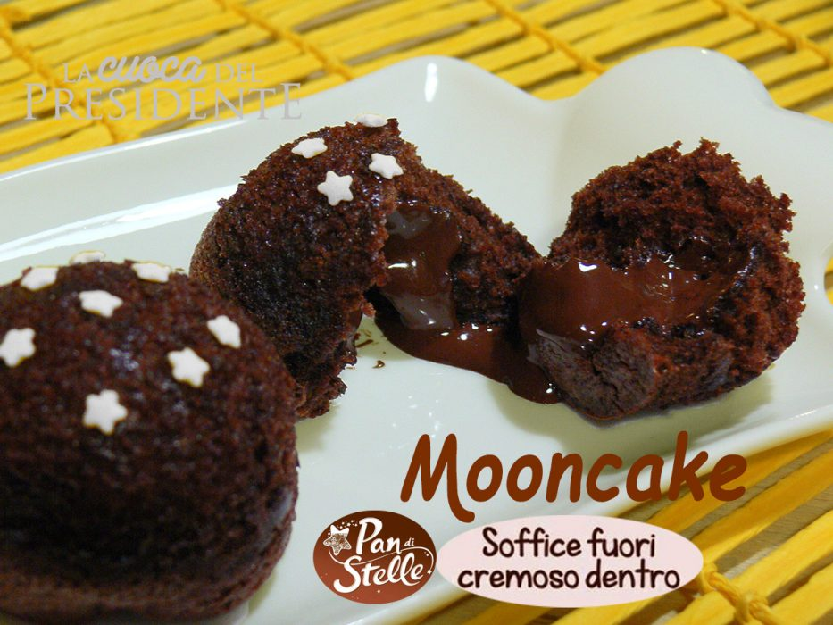 MoonCake Pan di stelle