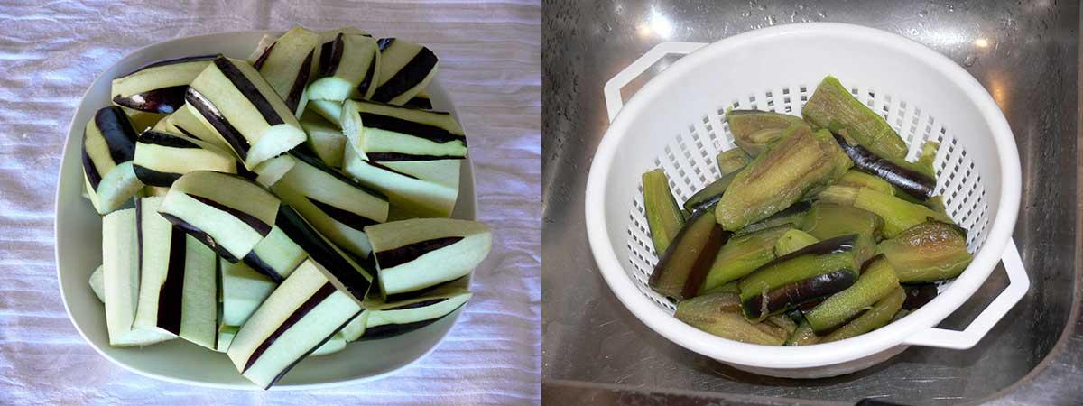 Polpette di melanzane