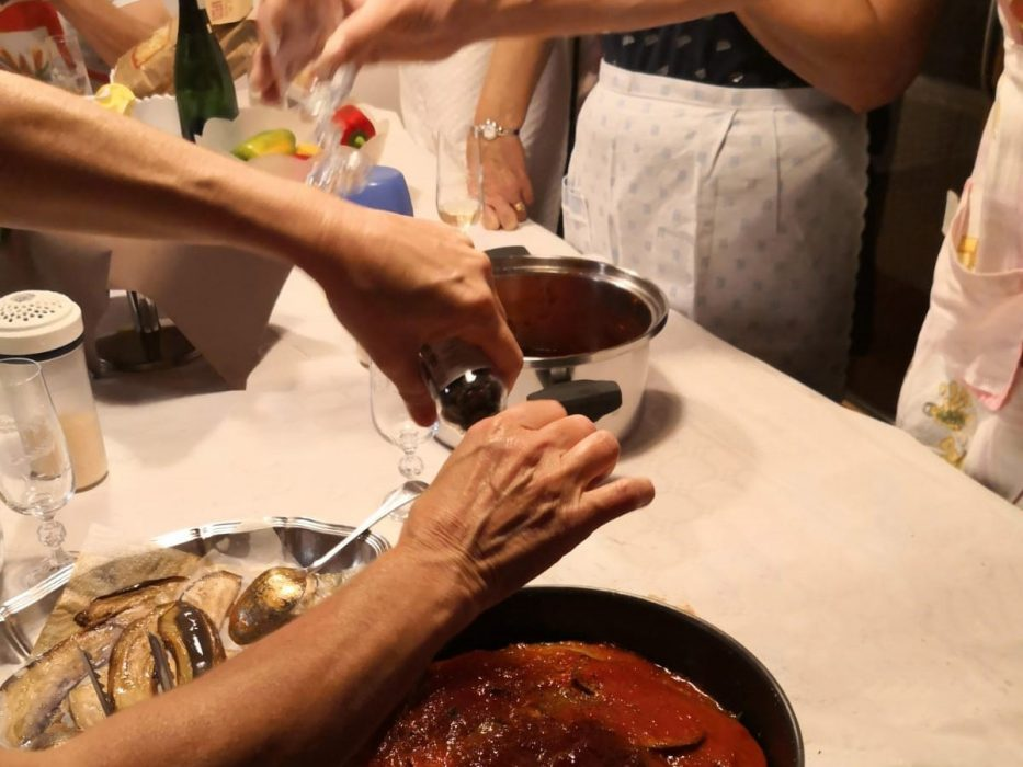 Lezioni di cucina – Cooking Classes