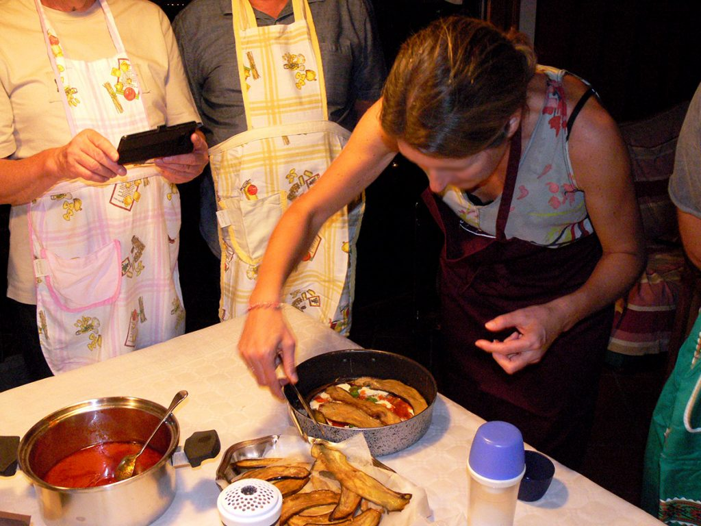 Lezioni di cucina - Cooking Classes