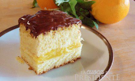 Torta Fiesta all'arancia
