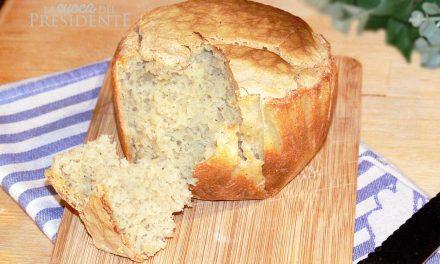 Pane cafone senza glutine con Farine Naturali